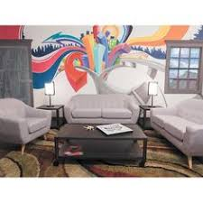 Ashley Levon Charcoal Sofa Sleeper by American Furniture Warehouse Virtual Store 7340338 Ll 734 S