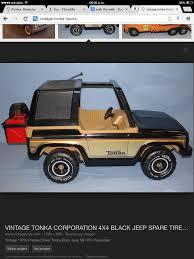 100 Vintage Tonka Truck Jeep Aquellos Das Felices