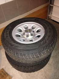 100 17 Truck Tires Best Winter 16 Or For Sale In DollardDes Ormeaux