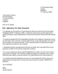 How To Write A Stunning Application Letter