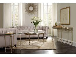 Hooker Furniture Living Room Highland Park Martini Table 5443