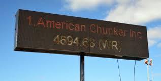 Pumpkin Chunkin Trebuchet World Record by Fourth Time Is A Charm U2026 Team Ac Sets New World Record American