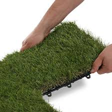 grass deck tiles classic box of 10 garden winds