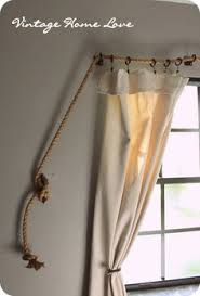 diy curtain rods from galvanized pipe the home depot diy