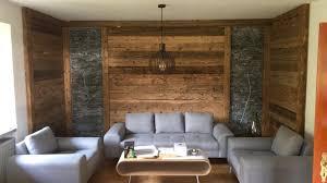 altholz gehackt bretter wandverkleidung wohnzimmer altholz