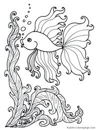 Fish Tank Background Coloring Page Pictures Finding Nemo Pages Adult Free Stunning Sh For Adults