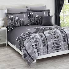 100 New York Style Bedroom Amazoncom Brylanehome City 4Pc Reversible Comforter