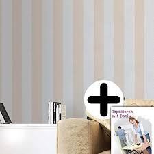 tapete aus vlies modern wohnzimmer schlafzimmer und