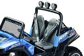 peg perego polaris rzr 900 ride on blue 12v toys