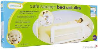 Dex Safe Sleeper Bed Rail by Ochraniacz Barierka Do łużka Firmy Dex Safe Sleeper Bed Ra