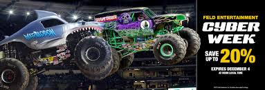 Monster Jam Cyber Week 2017 | Monster Jam Monster Jam Triple Threat Series Presented By Bridgestone Arena Fresno Ca Oakland East Bay Tickets Na At Alameda San Jose Levis Stadium 20170422 Results Page 16 Great Clips Joins Rc Trucks Hobbytown Usa Youtube Buy Or Sell 2018 Viago 100 Nassau Coliseum Truck Show Cyber Week 2017