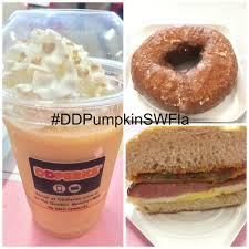 Dunkin Donuts Pumpkin Latte Ingredients by National Coffee Day At Dunkin Donuts September 29th Motherhood