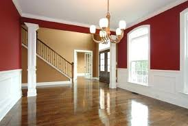 Full Size Of Paint Colors For Dining Room With Dark Wood Trim Color Ideas Chair Rail