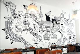 Cool Wall Pics Unique Ideas Paint Glamorous Designs For Idea 5