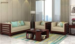 Theses Sofas Are Available In Different Designs And Wood Will Surely Add To The Decor