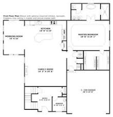 Maronda Homes Floor Plans Jacksonville by The Columbus Elevation E Shown With 2 Car Garage In The Witherby