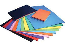 Coloured Cardboard 220gsm A4 Pack Of 100