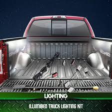 100 Diesel Truck Performance Illumibed Bed Lighting Kit Xtreme Redline