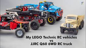 My Lego Technic RC Vehicles Vs The Cheap JJRC Q60 6WD RC Truck - Who ... Making A Cheap Rc Body Look More To Scale 4 Steps Gas Trucks Rc Find Deals On Line At Alibacom Cheap Mini Rc Truck Rcdadcom 7 Tips For Buying Your First Truck Yea Dads Home Nitro Cars Whosale Top 5 Review Rchelicop Dropshipping Remo Hobby 1631 116 4wd Brushed Rtr 30 Lights Hail The King Baby The Best Reviews Buyers Guide To Buy In 2018 Amazing Truck Under 60 9116 112 Gearbest Rebrand S912 Youtube 4x4 Mud For Sale Resource Gptoys S911 But Awesome Car 4k