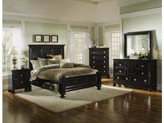 Black Bedroom Furniture white bedding and pillows to match the