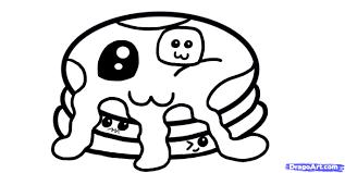 5 53 Cute Kawaii Animal Coloring Pages