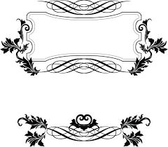 Decorative Border Designs For Projects 11 Best S Fancy Paper Flower Line Design Of