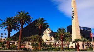 Luxor Casino Front Desk by Luxor Hotel Youtube