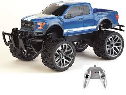 100 Black Ford Truck Amazoncom Carrera RC Officially Licensed F150 Raptor Remote