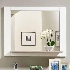 spiegel lotte wandspiegel mit ablage garderobe flur landhaus