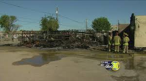 Pumpkin Patch Fresno Ca News by 2 Alarm Fire Destroys Business In Huron Abc30 Com