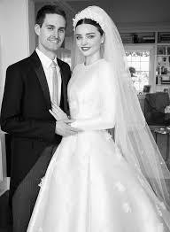 miranda kerr u0027s wedding dress an exclusive look at her custom dior