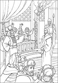 Holy Week Coloring Pages And Printables