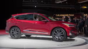 2019 Acura RDX Prototype Packs More Power More Luxury