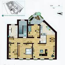 123 quadratmeter wohnfläche aufgeteilt in drei