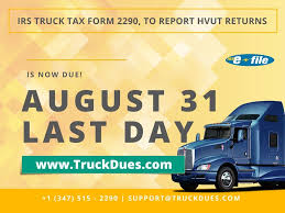 100 Ait Trucking Generally Efilers Receive Their IRSstamped Schedule 1
