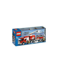 100 How To Build A Lego Fire Truck City