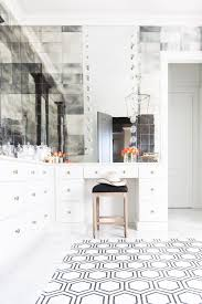 hex tile floor kitchen tile flooring design