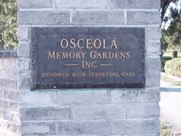 Osceola Memory Gardens in Kissimmee Florida Find A Grave Cemetery