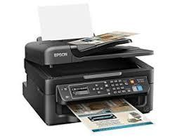 Epson WorkForce WF 2630 Wireless Business AIO Color Inkjet Print Copy Scan