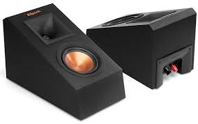 Klipsch Angled Ceiling Speakers by Klipsch Reference Premiere Rp 140sa Atmos Elevation Module Review