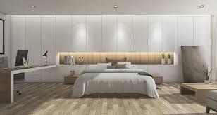 chambre avec tete de lit quelle tête de lit avec rangement choisir