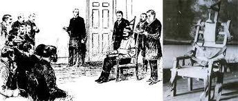 la chaise electrique 6 août 1890 calvaire pour le premier criminel américain à monter