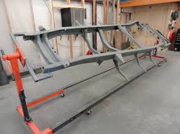 Frame Rotisserie For Your 47-55 Chevy Pickup 1955 Chevy Truck By Double Z Hot Rods 56 Long Bed Build Thread Trifivecom 1956 Chevy 4719551 Suburban Panel Bolton S10 Frame Swap 195559 Chassis Roadster Shop Separating The Cab From Frame55 Truck Youtube 471955 Heidts Cure Those Suspension Woes With Tci Eeerings 5559 Ifs Stepside Lingenfelters 21st Century Classic Truckin Frames 1957 Chevrolet Chassis Frame Scotts Hotrods 51959 Gmc Sctshotrods