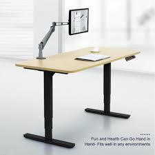 Jesper Sit Stand Desk Staples by Office Adjustable Office Desk High Tech Adjustable Office Desk