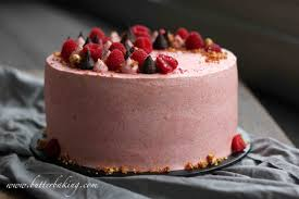 Chocolate Raspberry and Hazelnut Layer Cake – Butter Baking