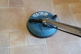 tile and grout cleaning process image