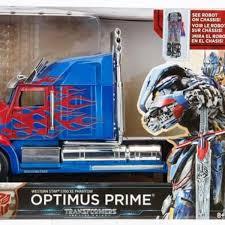 Bandingkan Semua Harga Diecast Mobil JADA Optimus Prime Transformers ...