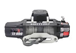 Smittybilt Adds More Muscle To Waterproof Electric Winches ... How To Choose The Best Winch For Your Pickup 201517 Gmc 23500 Signature Series Heavy Duty Base Front Westin Hdx Mount Grille Guards Truck Winchit W 13500lb Electric Recovery Ramsey Patriot 12 Volt Dc Powered With The Full Line Of Warn Jeep And Suv Winches Youtube Winches Flatbed Trailers Find An Trailer Or Superwinch 100lb Vehicle Guys Tractor Blog Texas Works