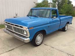 1973 Ford F100 For Sale   ClassicCars.com   CC-1031566 Best Used Pickup Trucks Under 5000 Dodge Dw Truck Classics For Sale On Autotrader R Model Mack For In Usa Resource 1951 Ford F1 1965 F100 Classiccarscom Cc1031195 Heartland Vintage Pickups The Champ 1960 Studebaker Restoring Trucking History Medium Duty Work Info Luxury 1950s Gallery Classic Cars Ideas Boiqinfo 1 Ton Flatbed Chevrolet Backbone Of Gm