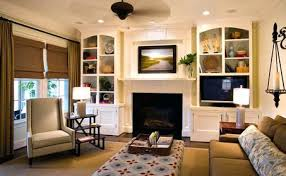 Living Room Corner Decoration Ideas by Living Room Decor Ideas Fireplace Without Brown Paint Colors Walls